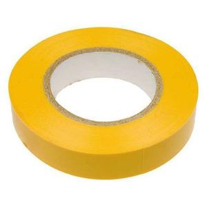 Изолента ПВХ (желтая)