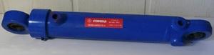 Гидроцилиндр рулевой МС 50-3405215-А (подключение в одной плоскости)ГИДРОСИЛА