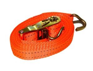 Стяжка груза 3т/6т 6м (шир.35мм) (для закрепления груза с мех.затяжки)