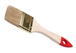 "Кисть 50мм,флейцевая ""Вятка"" дер ручка, натур щетина"