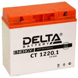 Аккумулятор Delta 20 Ач СТ 12201 (YTX20L-BS)