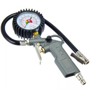 Пистолет для подкачки шин с манометром М5 (арт.0300)