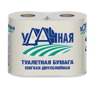 Бумага туалетная (4шт)