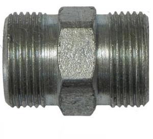 Муфта (штуцер соединительный) кл.22 (М18х1,5-М18х1,5)