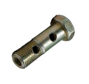 Болт топливный (М14х1,25, с 2-мя отверстиями) А12.01.013-03 СМД7-1536