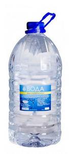 Вода дистилированная, 5 л