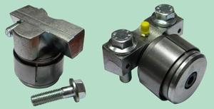 Головка привода 27мм. со стальным кольцом 02602.02(15956)