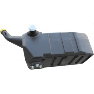 Бак топливный с горловин левый (пластик) 80-1101510-01