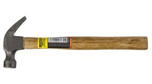 Молоток-гвоздодер 450 гр