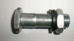 Болт кардана длинный с гайкой 125.36.114-1СБ