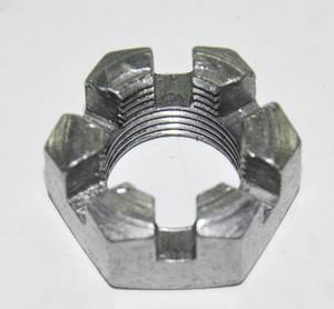 Гайка на рулевой палец наконечника корончатая (18х1,5) 70-3003032 БЗТДиА