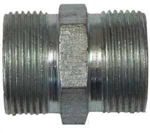 Муфта (штуцер соединительный) кл.24 (М20х1,5-М20х1,5)