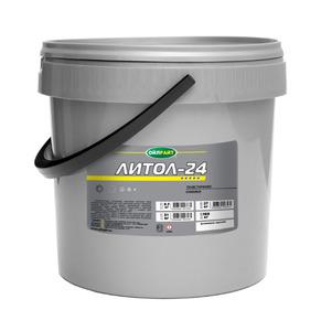Смазка Литол-24  9,5/10 кг