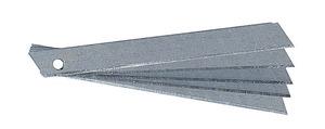 Лезвия  для ножа канц. 9 мм
