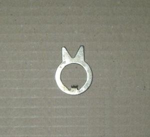 Шайба Ф80-3405103 (пальца рулевого Ц63)