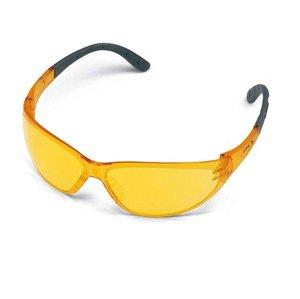 Очки защитные CONTRAST(желтые стекла)