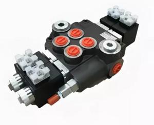 Гидрораспределитель 02Z80 AA ES3 24 VDC (Болгария)