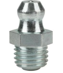 Пресс-масленка М-8*1 (прямая) М8*1