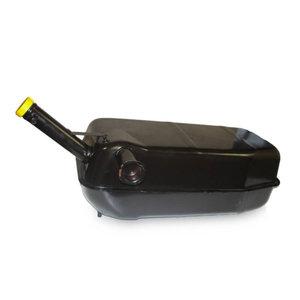 Бак топливный с горловиной левый (металл) 70-1101020
