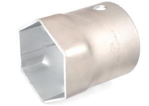 Ключ ступичный штампованный шестигранный 105 мм/546105