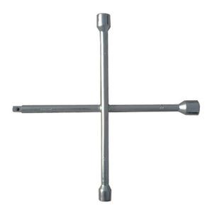 """Ключ-крест балонный, 17 х 19 х 21 мм, квадрат 1/2"""","""