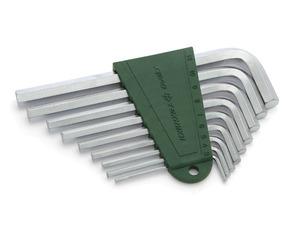 Набор ключей шестигранников - длинные  от 3 до 12 мм /561094