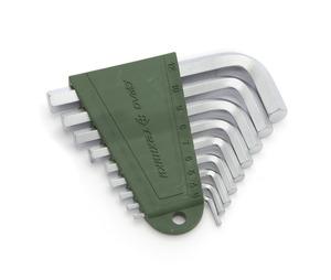 Набор ключей шестигранников - короткие  от 3 до 12 мм /561093