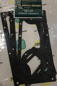 Комплект прокладок корпуса главной передачи ТДТ-55 (6 позиций)