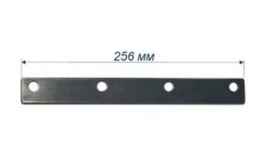 Направляющая планка 6 мм, 4 отверстия 10743.01