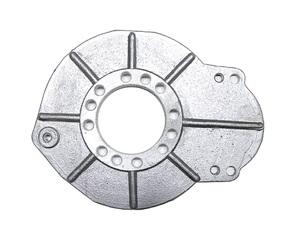 Плита кожуха маховика ПД-10 75.24.109-5Б
