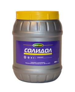 Смазка Солидол жировой  0,8 кг