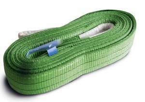 Строп текстильный СТП 2т/5000мм (шир.60мм) РД 24-С3К-01-01