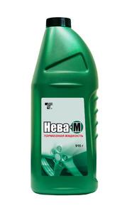 Тормозная жидкость Нева-М 910г (Тосол-Синтез)