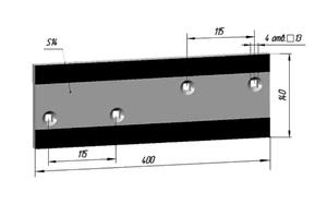Боковина левая (сормайт) РЗЗ.11.51.300