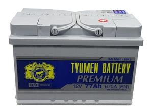 Аккумулятор 6 СТ 77.ОLA Premium  о/п