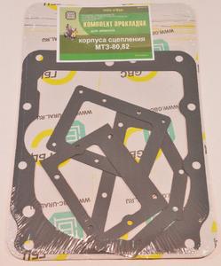 Комплект прокладок корпуса сцепления МТЗ-80 (4 позиции)