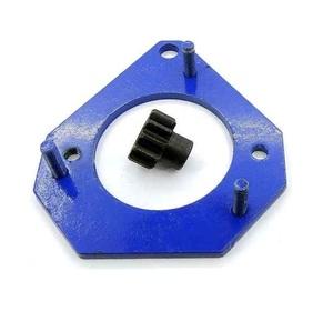 Комплект для переоборудования МТЗ с ПД под стартер (плита+шест)