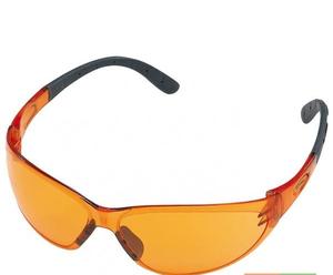 Очки защитные CONTRAST (оранжевые стекла)