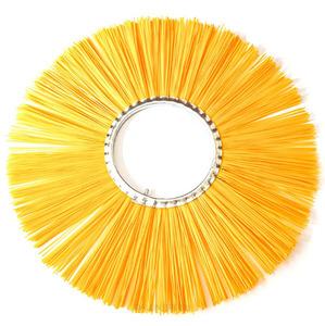 Щетка дисковая МП254/650 металлический сердечник,ворс полипропилен(Техполимер Групп РБ)