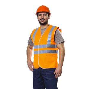 Жилет оранжевый с СОП/321О
