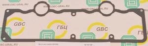 Прокладка клапанной крышки нижняя (колпака) МТЗ 240-1003108 (ПМ 1,5 мм)