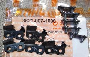 Зуб цепи 3/8 Супер прав  (1,6)  RSC/MS 290,390,341,361,440,660 арт.3621 007 1000