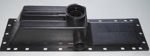 Бак радиатора верхний (пластик) 70П-1301055