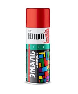 Краска-аэрозоль KUDO красная
