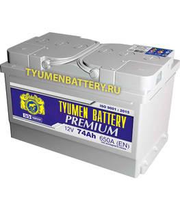 Аккумулятор 6 СТ 74 LА Premium  АПЗ о/п