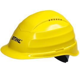 Каска строительная (желтый)