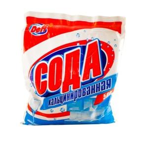 Сода кальцинированная, 500 гр.
