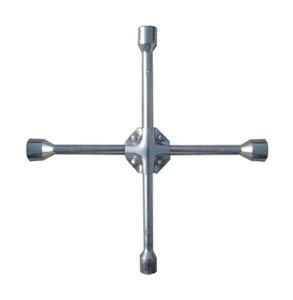 Ключ-крест балонный, 17х19х21х22 мм.