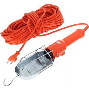 Светильник переносной 220В 20м