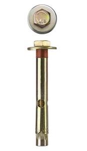 Болт анкерный ЗУБР с пласт. кольц, 6*60мм